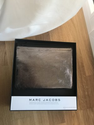 Marc Jacobs Clutch grey brown leather