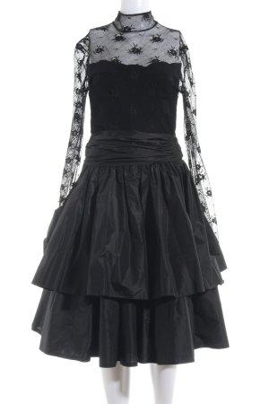 Marc Kehnen Abendkleid schwarz Elegant