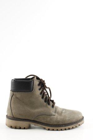 MARC Short Boots green grey-black casual look