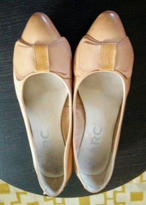 MARC Leder-Ballerinas Gr. 39