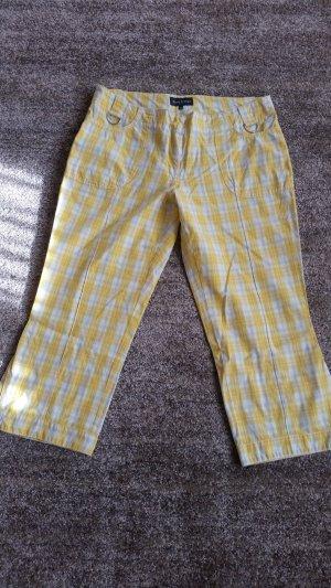 Marc O'Polo Pantalon 3/4 multicolore
