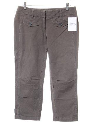 Marc O'Polo 3/4-jeans khaki atletische stijl