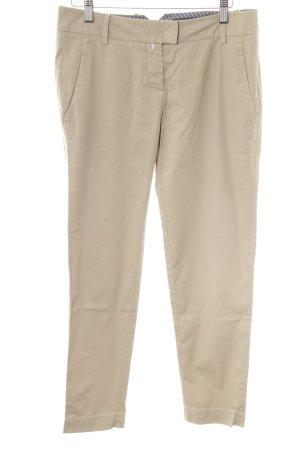Marc O'Polo 7/8-Hose beige Business-Look