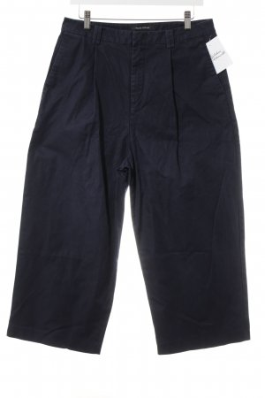 Marc O'Polo 7/8-Hose dunkelblau Casual-Look