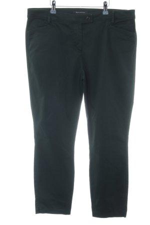 Marc O'Polo Pantalon 7/8 vert foncé style anglais