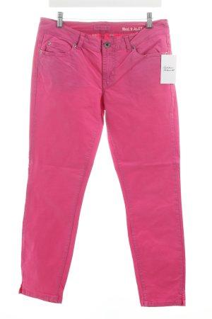 Marc O'Polo 7/8-Hose pink extravaganter Stil