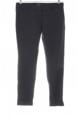 Marc O'Polo 7/8-jeans zwart casual uitstraling