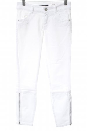 Marc O'Polo Jeans a 7/8 bianco stile classico