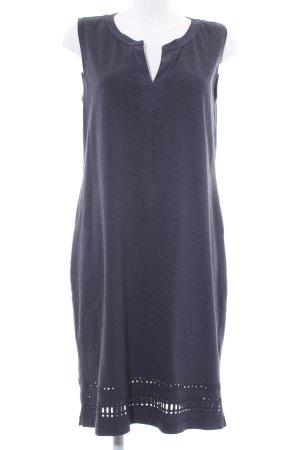 Marc O'Polo A-Linien Kleid dunkelblau Casual-Look