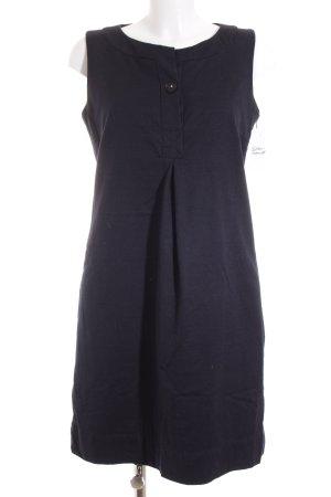 Marc O'Polo A-Linien Kleid dunkelblau schlichter Stil