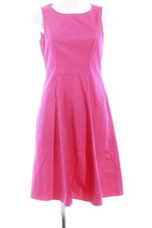Marc O'Polo A-Linien Kleid pink Street-Fashion-Look