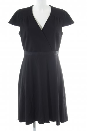 Marc O'Polo A-Linien Kleid schwarz Business-Look