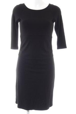 Marc O'Polo A-Linien Kleid schwarz Casual-Look