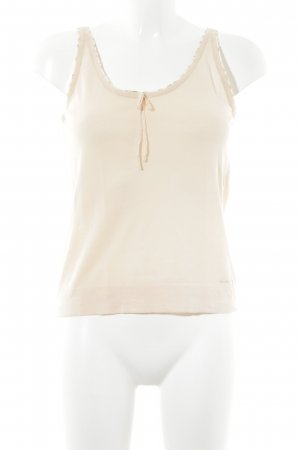 Marc O'Polo A-Linien Top apricot Beach-Look