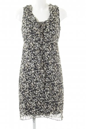 Marc O'Polo Abendkleid abstraktes Muster Casual-Look