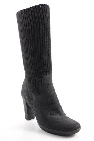 Marc O'Polo Absatz Stiefel schwarz Elegant