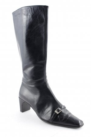 Marc O'Polo Absatz Stiefel schwarz klassischer Stil