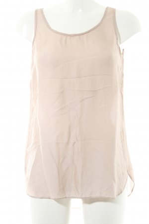 Marc O'Polo ärmellose Bluse beige Casual-Look