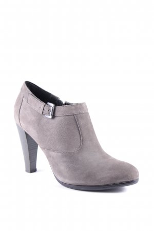Marc O'Polo Ankle Boots grau Casual-Look