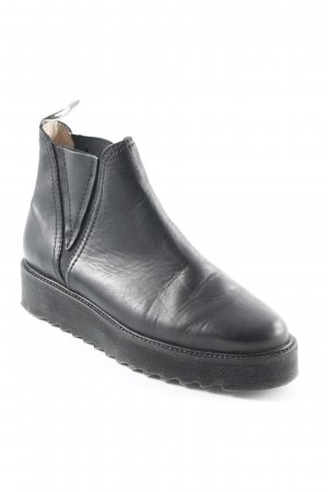 Marc O'Polo Ankle Boots schwarz Casual-Look