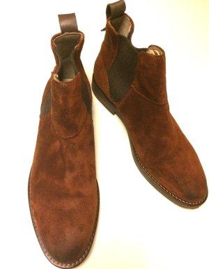 Marc O' Polo Ankle Boots |ungetragen| feinstes Leder