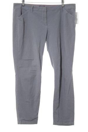 Marc O'Polo Pantalon de costume bleu pâle-noir motif à carreaux