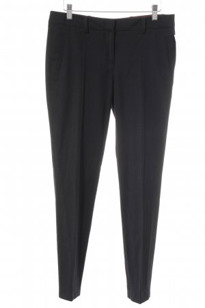 Marc O'Polo Suit Trouser black business style