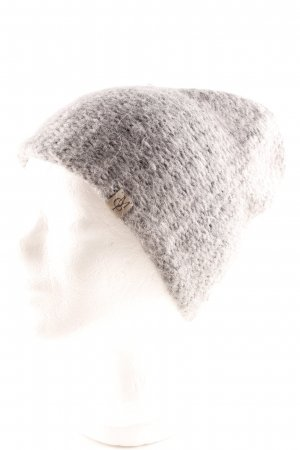Marc O'Polo Beanie grijs casual uitstraling