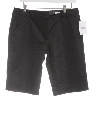 Marc O'Polo Bermuda schwarz Casual-Look