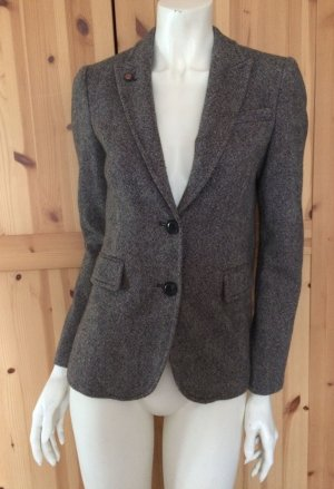 Marc O Polo Blazer in grau/melange klassischer Business look
