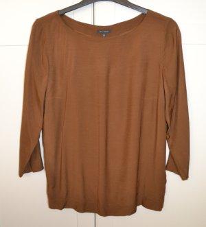 Marc O´Polo Bluse/Shirt aus Viscose, kupferfarben, Gr. 36