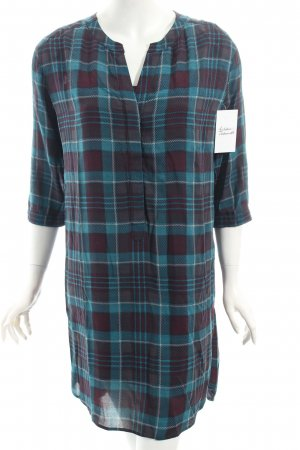 Marc O'Polo Blusenkleid Karomuster Casual-Look