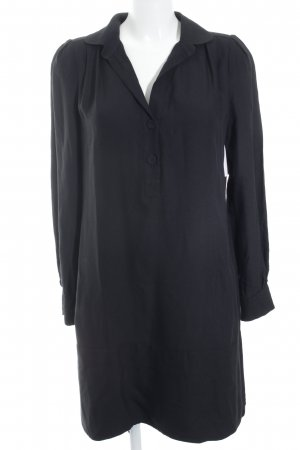 Marc O'Polo Blusenkleid schwarz Elegant