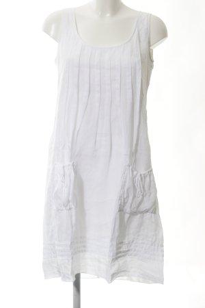 Marc O'Polo Blouse Dress white beach look
