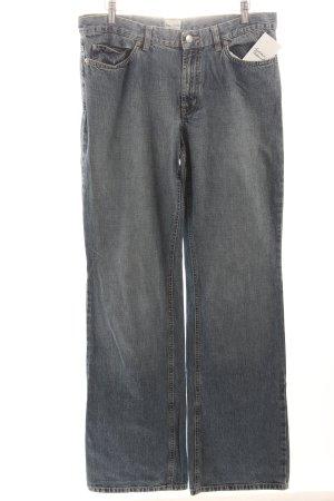 Marc O'Polo Jeans bootcut bleu coton