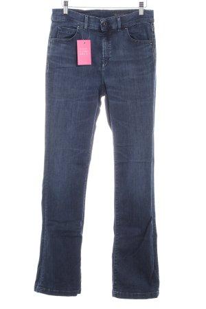 Marc O'Polo Boot Cut Jeans dark blue casual look