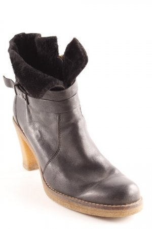 Marc O'Polo Booties schwarz Casual-Look