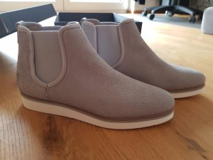 Marc O'Polo Ankle Boots grey leather