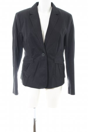 Marc O'Polo Boyfriend-Blazer schwarz Business-Look