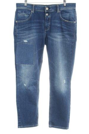 Marc O'Polo Boyfriend Jeans steel blue casual look