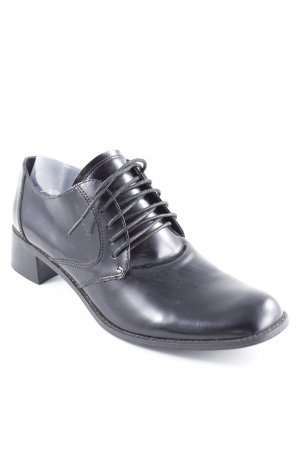 Marc O'Polo Wingtip Shoes black business style