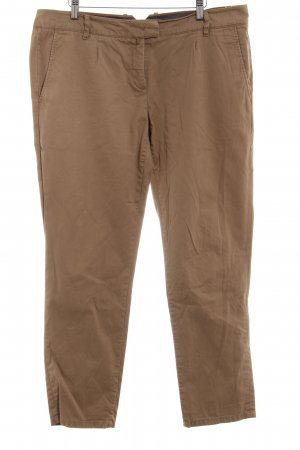 Marc O'Polo Bundfaltenhose beige-camel Business-Look