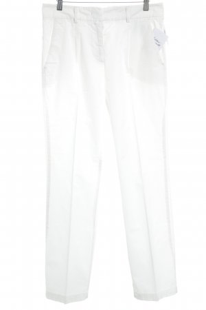 "Marc O'Polo Pleated Trousers ""Clea"" natural white"