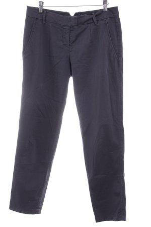 Marc O'Polo Pantalon à pinces gris style décontracté