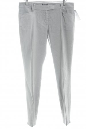 Marc O'Polo Pleated Trousers light grey-grey floral pattern casual look