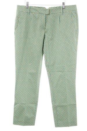 Marc O'Polo Pantalon à pinces multicolore style extravagant
