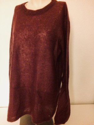 Campus by Marc O'Polo Maglione bordeaux Mohair