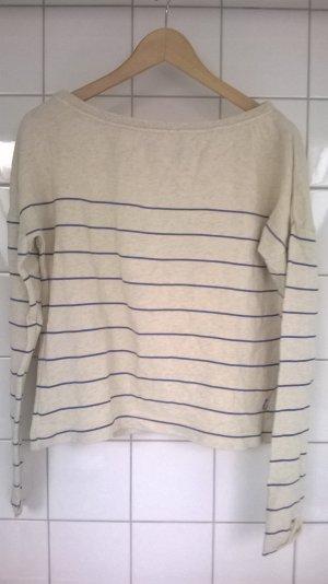 Marc O' Polo Campus Sweatshirt mit Knöpfen