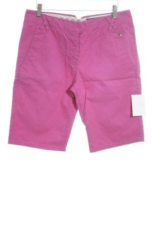 Marc O'Polo Caprihose pink schlichter Stil