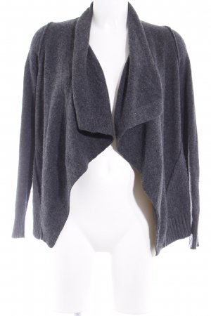 Marc O'Polo Cardigan anthrazit meliert Casual-Look